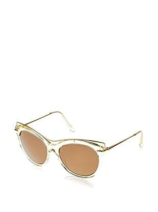 Alexander McQueen Sonnenbrille AMQ4273/S (57 mm) transparent