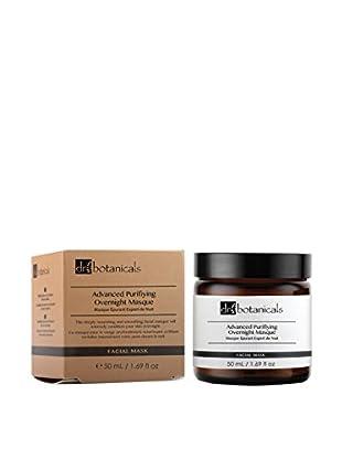 DR BOTANICALS Gesichtsmaske Advanced Purifiying Overnight 50 ml, Preis/100 ml: 49.98 EUR