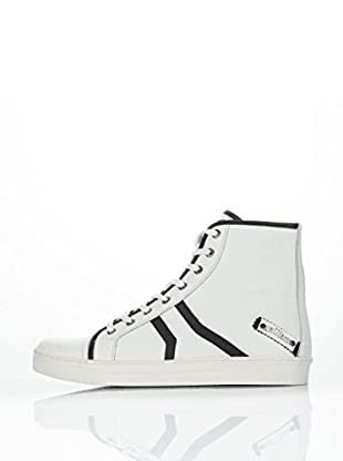 Galliano Hightop Sneaker Zip