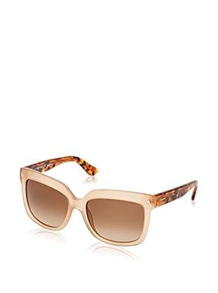 Ferragamo Sonnenbrille 676S_238 (55 mm) beige/havanna