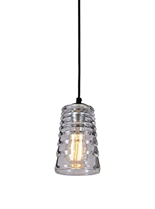 Lo+deModa Lampe Riggels transparent