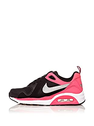 Nike Zapatillas Air Max Trax (Gs) (Negro / Fucsia)