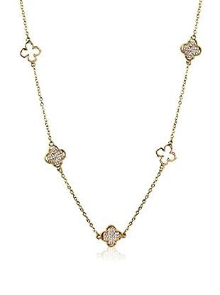 Amrita Singh Collar Crystal Clover