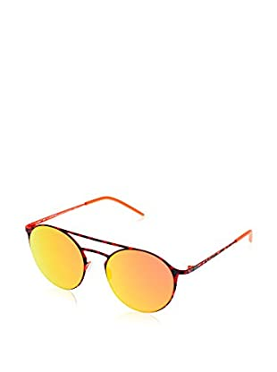 ITALIA INDEPENDENT Sonnenbrille 0222-139-50 (50 mm) rot/schwarz