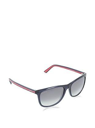 Gucci Sonnenbrille 1055/S 89 0VR (55 mm) marine 55-17-145