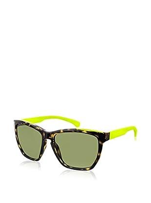 Calvin Klein Sonnenbrille CKJ757S-204 (56 mm) havanna/gelb