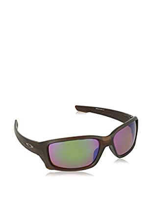OAKLEY Gafas de Sol Polarized Straightlink (58 mm) Metal Oscuro