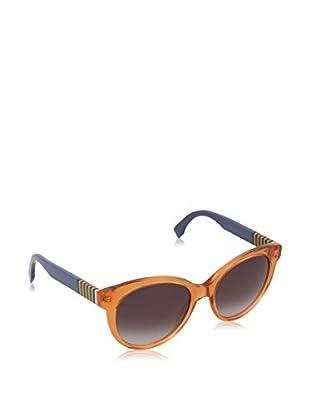Fendi Gafas de Sol 0013/S 9O_7TC (53 mm) Naranja