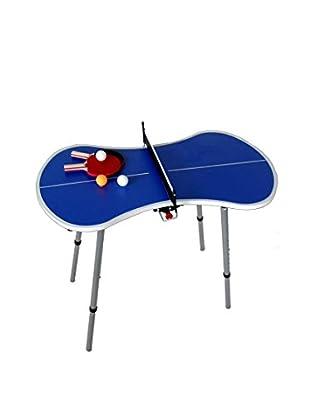 MASH FORM Mesa Ping Pong Mash928 Blanco / Azul