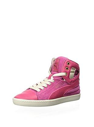 PUMA Women's Terena Mid Sneaker