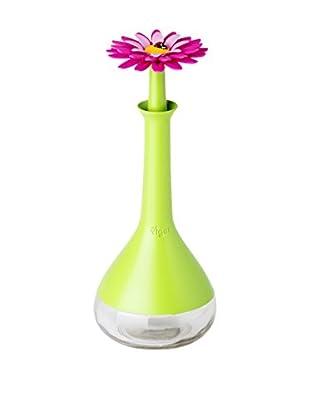 VIGAR Aceitera Flower Power Verde / Magenta