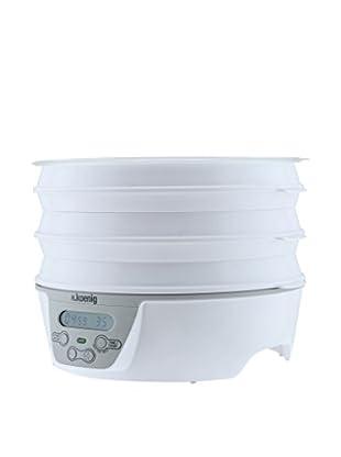 H.koenig Dehydrator DSY500 weiß