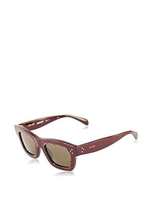 Celine Gafas de Sol CL-41396/S T7I-478U (47 mm) Rojo