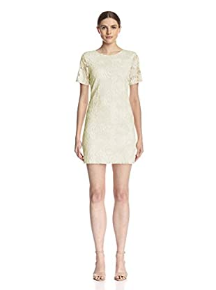 Silva Women's Lace Dress with Back Zip