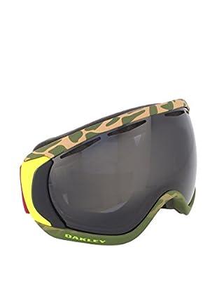 OAKLEY Máscara de Esquí OO7047-59 Verde Militar