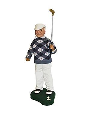 Kurt Adler Jacqueline Kent Golfer