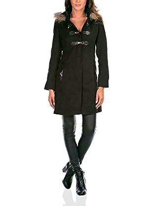 Coat special Abrigo Julietta Negro M
