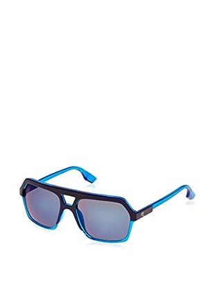 Mcq Alexander McQueen Occhiali da sole MCQ 0046/S (55 mm) Blu Royal