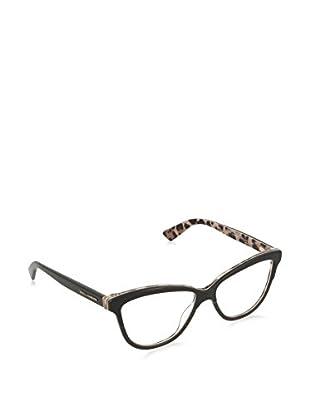 Dolce & Gabbana Gestell 3229_2857 (60.1 mm) schwarz