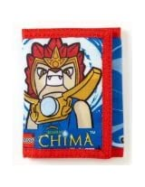 Lego Chima Velcro Tri Fold Wallet