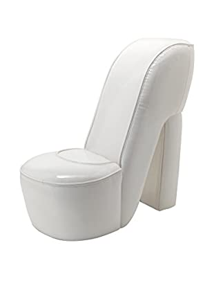 Contemporary Living Sillón Shoe Blanco