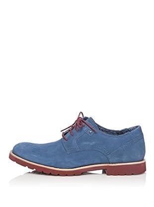 Rockport Zapato Casual Lh Plaintoe (Azul)