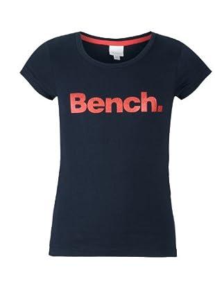 Bench Mädchen T-Shirt New Deckstar B (total eclipse)