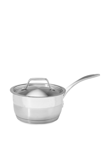 BergHOFF Earthchef Professional Stainless Steel 1.5-Quart Covered Saucepan