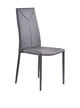 Contemporary Home Set Silla 4 Uds. Sally Gris