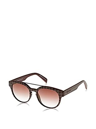 ITALIA INDEPENDENT Sonnenbrille 0900T-PDP A-50 (50 mm) braun
