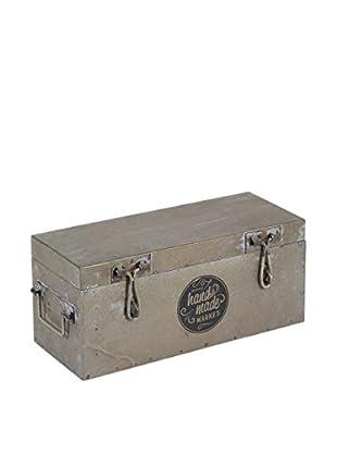 Vintage Selection Caja de Almacenamiento color gris
