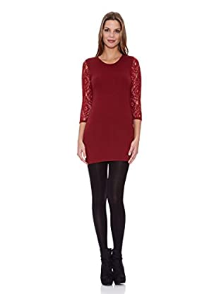 Tantra Kleid Knitted dress with lace