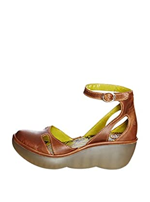 Fly London Zapatos Bessie (Camel)