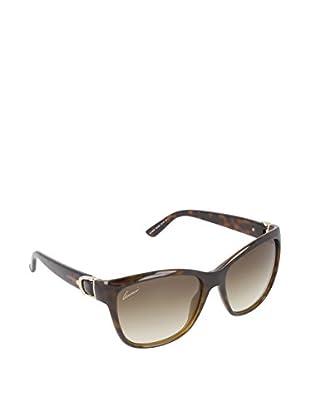 Gucci Sonnenbrille Gg 3680/S Dbdwj havanna
