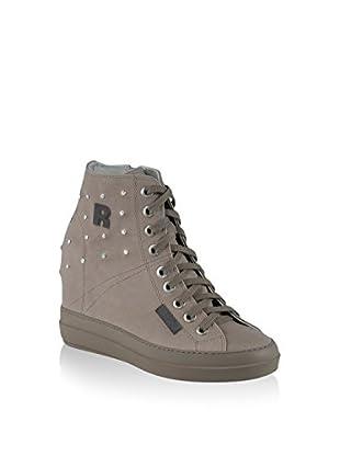 Ruco Line Sneaker Zeppa 4916 Cuero Sw