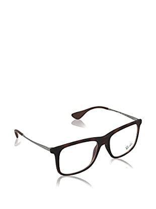 Ray-Ban Gestell 7054 536551 (53 mm) havanna