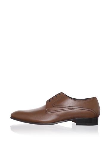 a.testoni BASIC Men's Leather Oxford (Noce)