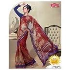 Indian designer super net summer special sarees,sari-9731