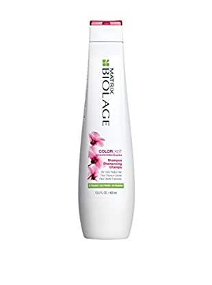 Matrix Haarshampoo Colorlast 400 ml, Preis/100 ml: 2.98 EUR