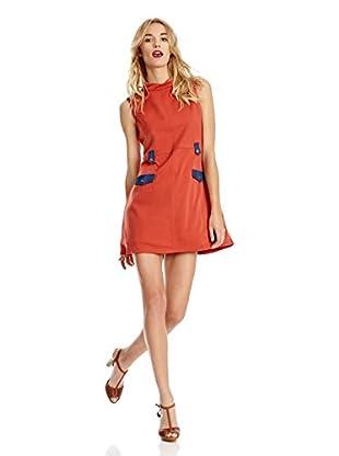 Trakabarraka Kleid Aloe
