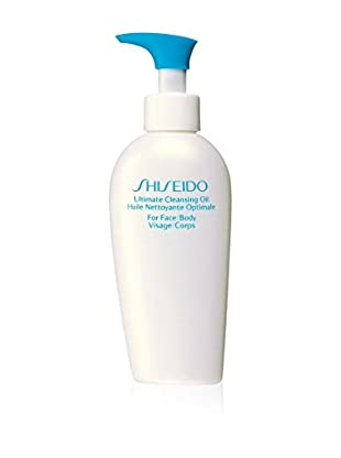 SHISEIDO Aceite Facial/Corporal Ultimate Cleansing Oil For Face & Body 150 ml