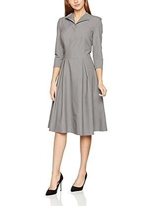 Nife Vestido Gris L (EU 40)