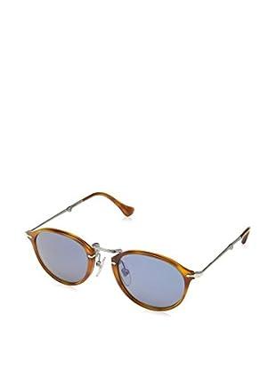 ZZ-Persol Gafas de Sol 0PO3075S 49 96/56 (49 mm) Havana