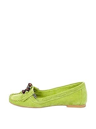 Bueno Shoes Mocasines Clásicos Detalle
