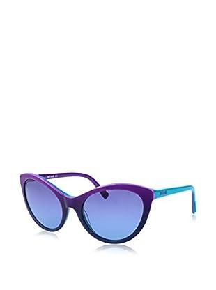 Just Cavalli Sonnenbrille 558S_83W (58 mm) lila/blau