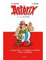 Asterix: La gran rasa & L'odissea D'asterix & El Fill D'asterix