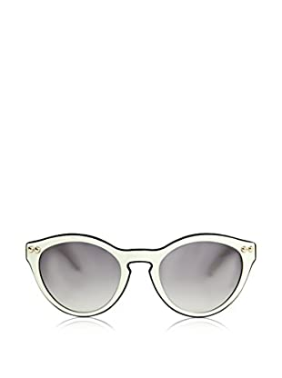 Moschino Gafas de Sol 72402 (52 mm) Blanco