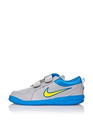 Nike Zapatillas Pico 4 (Psv) (Azul / Gris)