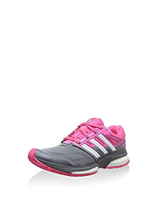 adidas Laufschuhe Top Ten Hi Yoda C grau/rosa EU 36 (UK 3.5)