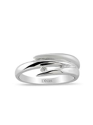 Divas Diamond Anillo Diamante Solitario DVS113398